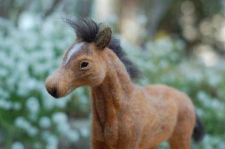 木曽馬ー2