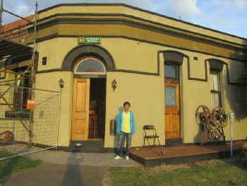 1864年生まれのホテル