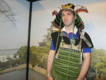ウィリアムと広島城