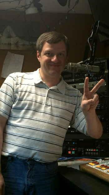 ニューヨークのラジオDJスティーブ