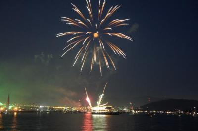 2013広島港花火1