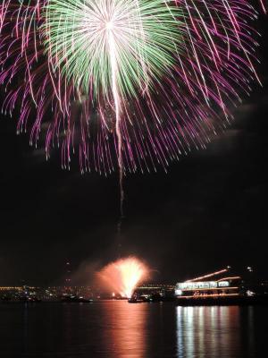 2013広島港花火6
