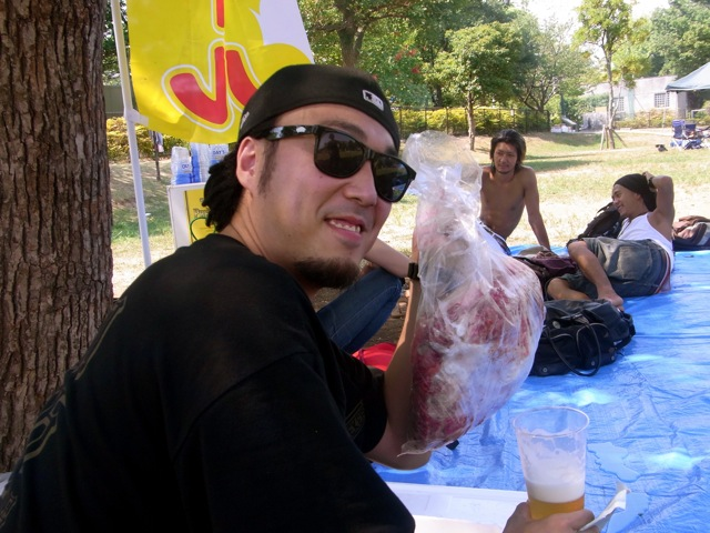09 08 NISHIKASAI BBQ - 23
