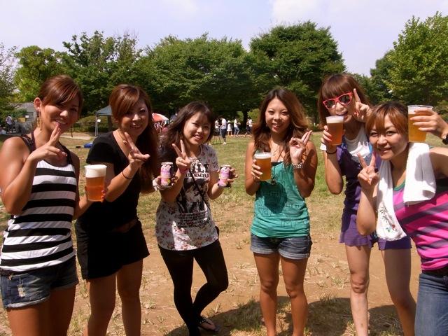 09 08 NISHIKASAI BBQ - 17