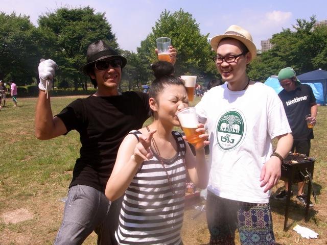 09 08 NISHIKASAI BBQ - 36