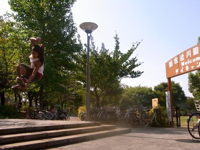09 08 NISHIKASAI BBQ - 58