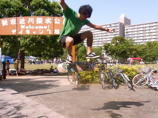09 08 NISHIKASAI BBQ - 64