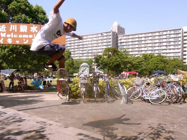09 08 NISHIKASAI BBQ - 63