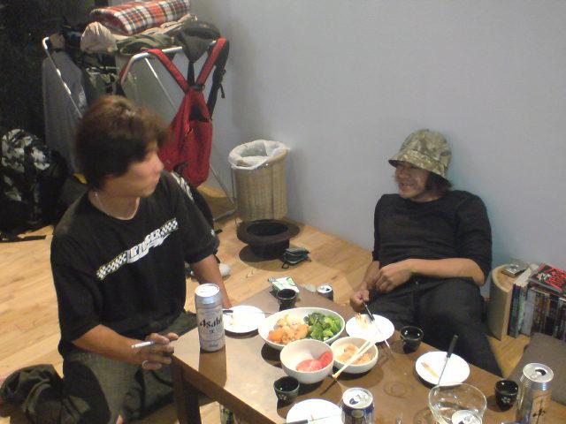 2008 06 チーズフォンデュ@Tigmi - 01