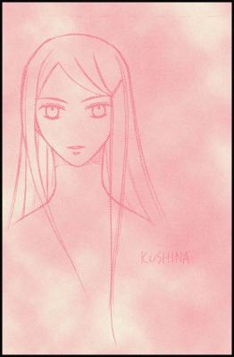 クシナたんは美人に描きたいっ