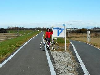 自転車道 荒川自転車道 : ... 自転車道~ときがわの民家