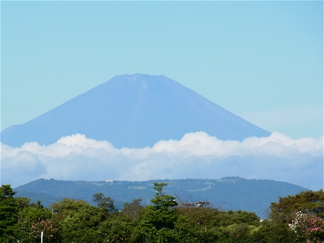 富士山_2011-09-18