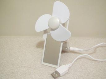 USB扇風機20110621