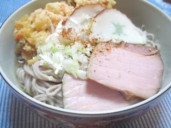 年越し蕎麦20111231