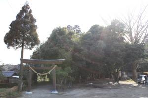 湯之宮神社