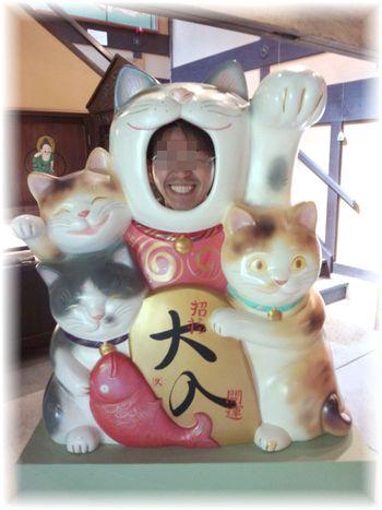 招き猫展③