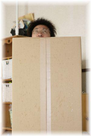大きな箱?