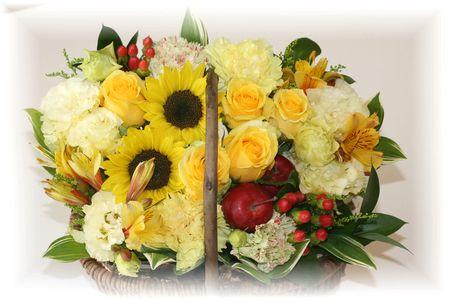 2013年 タロウ命日のお花①