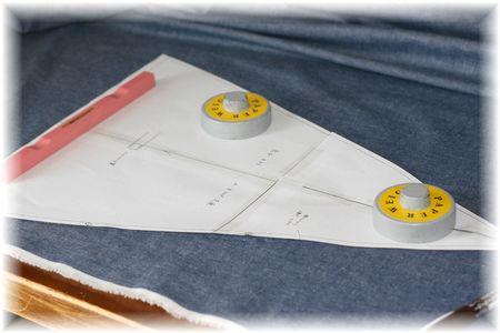 日傘の型紙