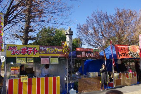 元祖武田赤備え祭り ご当地グルメ