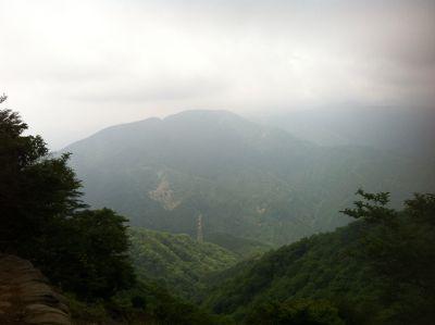 6月の大山2