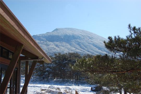 韓国岳 1