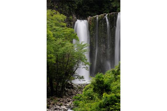 鹿目の滝1