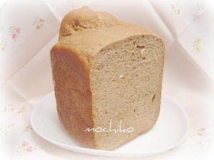 20110625コーヒーとバナナチップのパン 早焼き