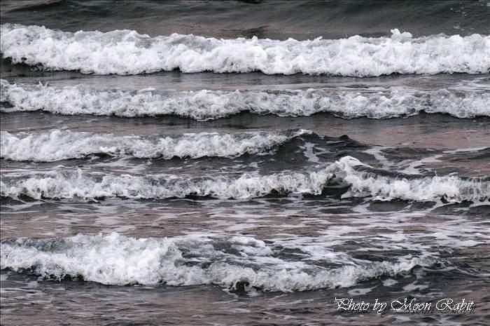 唐子浜海水浴場・赤灯台 愛媛県今治市古国分 2009年5月25日