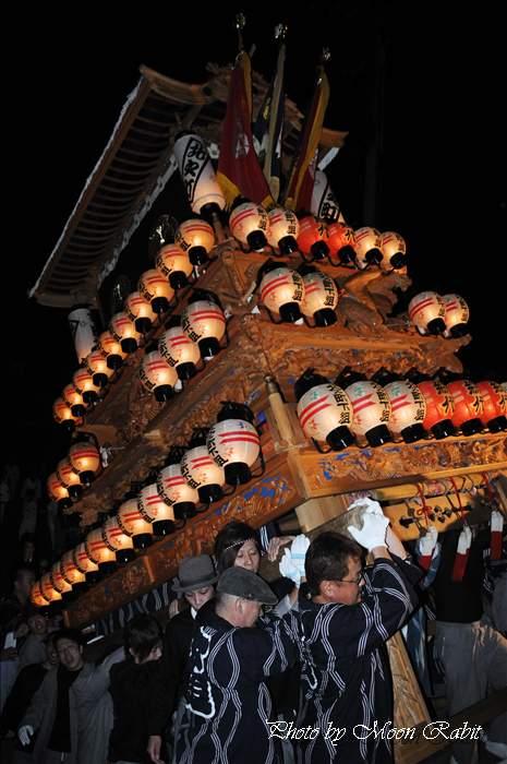 西条異景 西条祭り・愛媛県西条...