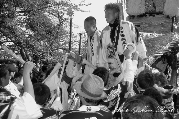 西条祭り2012 御殿前 中西みこし(御輿) 伊曽乃神社祭礼 愛媛県西条市明屋敷