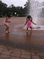 ホースパーク噴水