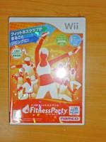 ダンスフィットネスゲーム Fitness Party 表
