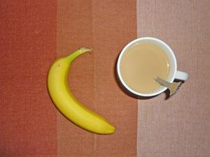 バナナ,コーヒー