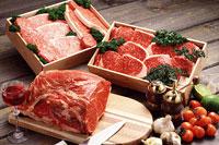 写真:肉いろいろ