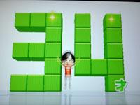 Wii Fit Plus 6月29日のバランス年齢 34歳