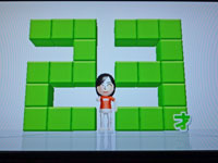 Wiiフィットプラス バランス年齢23歳