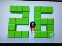 Wiiフィットプラス バランス年齢26歳