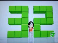 Wii フィットプラス バランス年齢は32歳でした。