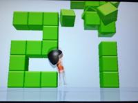 Wii Fit Plus 3月27日のバランス年齢 27歳ではなく……。