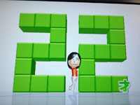Wii Fit Plus 4月13のバランス年齢 22歳