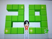 Wii Fit Plus 4月23日のバランス年齢 29歳