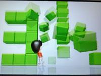 Wii Fit Plus 4月27日のバランス年齢 31歳 その1