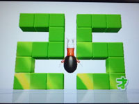 Wii Fit Plus 4月日のバランス年齢 25歳