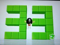 Wii Fit Plus 7月9日のバランス年齢 33歳