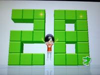 Wii Fit Plus 7月11日のバランス年齢 28歳