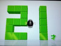 Wii Fit Plus 7月12日のバランス年齢 21歳