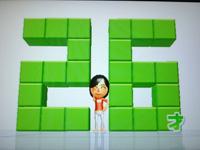 Wii Fit Plus 8月16日のバランス年齢 26歳