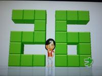 Wii Fit Plus 9月2日のバランス年齢 26歳
