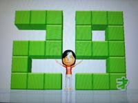 Wii Fit Plus 9月16日のバランス年齢 29歳